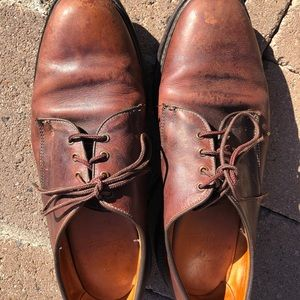 Allen Edmonds Fulton 11.5 D good used condition